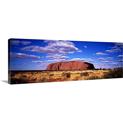 Great Big Canvas Gallery-Wrapped Canvas Entitled Uluru (Ayers Rock) 48
