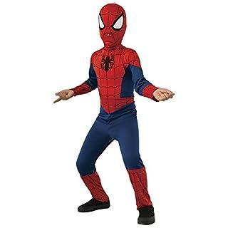 Rubie's Marvel Ultimate Spider-Man Child Costume, Medium