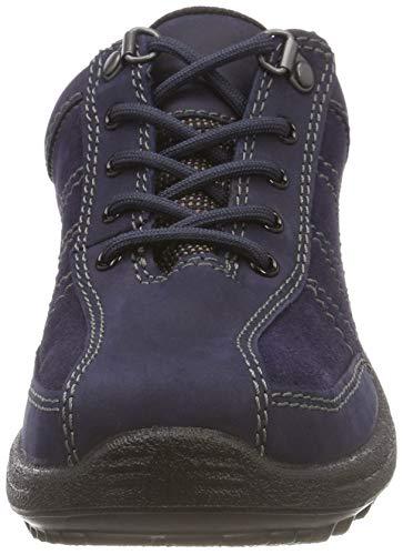 Hotter rich Gtx Blu Standard Mist Sneaker 45 Donna Fit Navy q70rpqBO