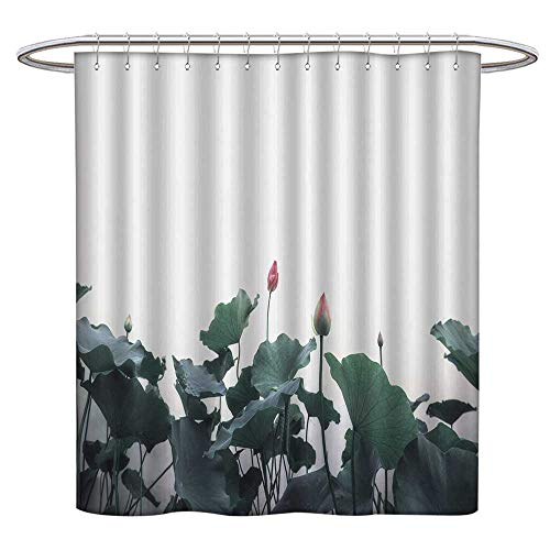 Jiahonghome Large Home Decoration Young Hollywood for Bathroom Water-Repellent Hotel Quality W 72 x L 84 INCH