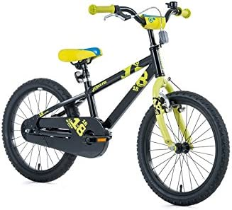 18 pulgadas aluminio bicicleta Leader Fox Niños Cilindro de Snake ...