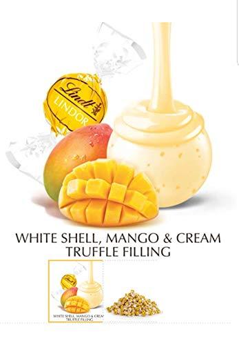 lindt Mango & Cream Chocolate Truffles ()