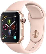 Apple Watch Series 4 Dourado/Rosa 40mm