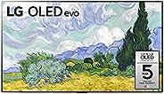 "LG OLED65G1PUA Alexa Built-in G1 Series 65"" Gallery Design 4K Smart OLED evo TV ("