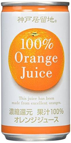 Kobe settlement Orange 100% 185gX30 this by Tominagaboeki