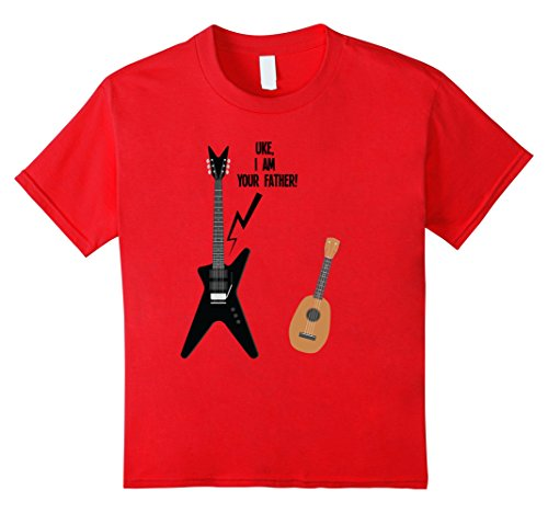 unisex-child Uke, I Am Your Father! Best Quality Premium T-Shirt 4 (Arpeggio Four)