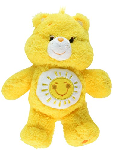 just-play-care-bear-fluffy-friends-bean-funshine-plush