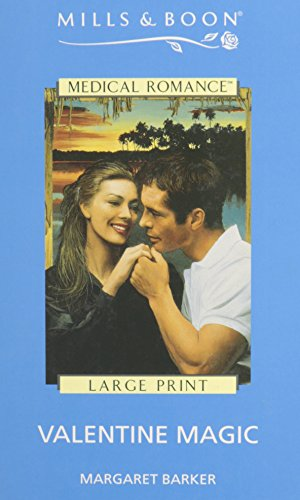book cover of Valentine Magic