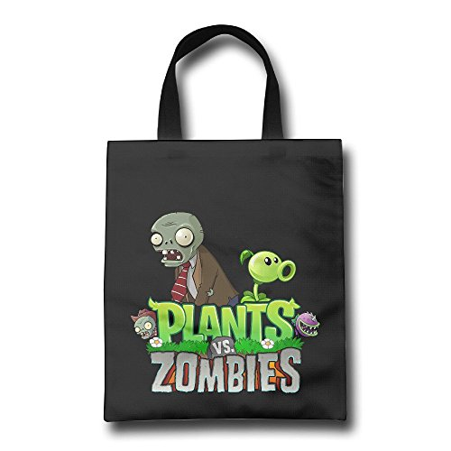 Sunny Fish3hh Plants Vs Zombies Shopping Bag Tote Bag One Size
