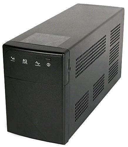 - Powercom 1000 VA / 600 Watt Line Interactive Uninterruptible Power Supply (UPS)