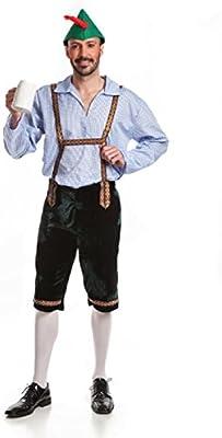 Disfraz de Tirolés para hombre: Amazon.es: Juguetes y juegos