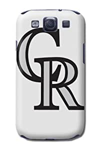 Forever Collectibles Mlb Colorado Rockies Team Hard Snap-On Samsung Galaxy S3 Case by ruishername