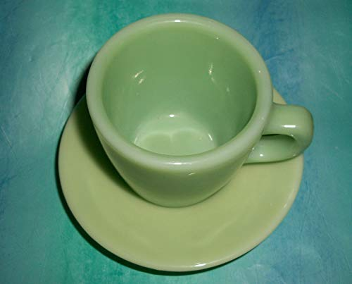 Fire King Jedi restaurant ware straight cup u0026 Sosa