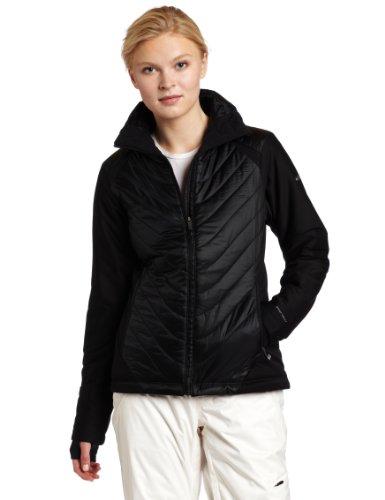Columbia Women's Chic Technique Jacket, Black, Large
