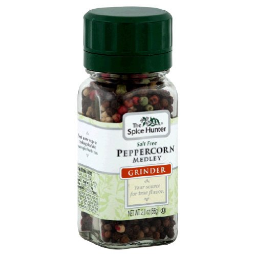 Spice Hunter Peppercorn Medley 2 oz (Pack Of 3) by Spice Hunter