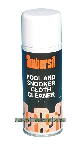 Astonishing Ambersil Cloth Cleaner For Pool And Snooker Tables 400Ml Download Free Architecture Designs Photstoregrimeyleaguecom