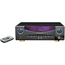 PYLE HOME PT530A 2-Channel, 350-Watt Stereo Receiver consumer electronics