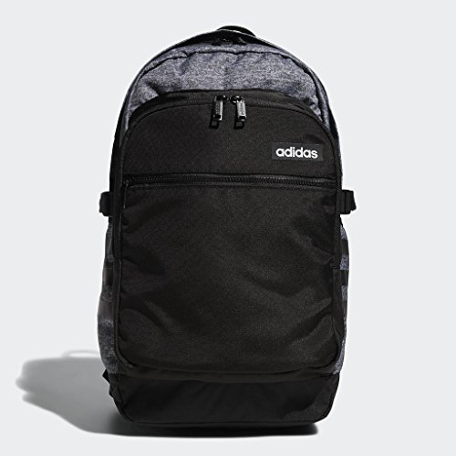 adidas Core Advantage Backpack, Onix Jersey/Black, One Size (Adidas Compression Backpack)