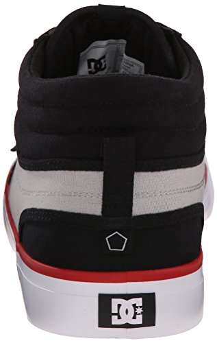 DC Shoes Men's Evans Smith Hi Top Shoes - negro/gris