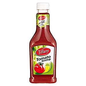Tiffany Tomato Ketchup Tiffany, 500 gm