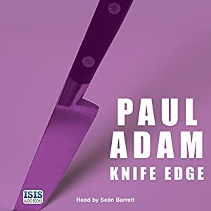 Knife Edge Hörbuch