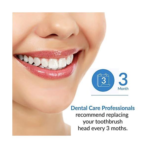 LSQtronics 16 Testine di Spazzolino da Denti di Sostituzione Compatibili per lo Spazzolino Elettrico Braun Oral-B… 5 spesavip