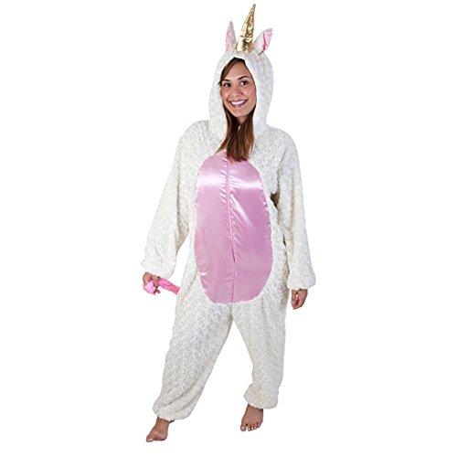 sc 1 st  Amazon.com & Amazon.com: Adult Unicorn Costume (Size: Standard 8-12): Clothing