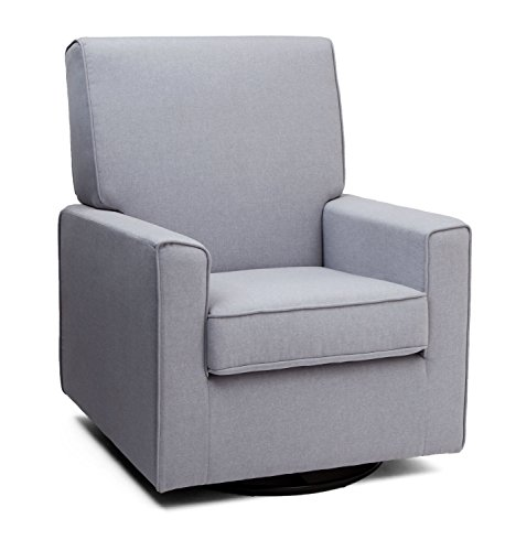 Delta-Furniture-Eva-Upholstered-Glider-Swivel-Rocker-Chair-Heather-Grey