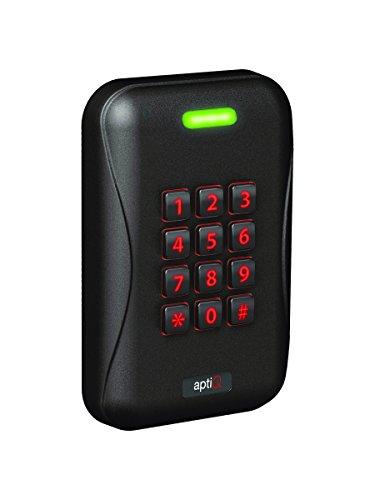 AptiQ MTK15 Multi-Technology Single-Gang Keypad Reader, 3-1/4