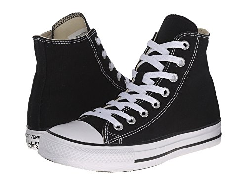 Converse Chuck Taylor All Star Unisex Sneaker Top Hi Nero / Bianco