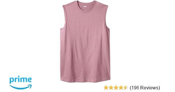 KingSize Men's Big & Tall Lightweight Muscle T-Shirt