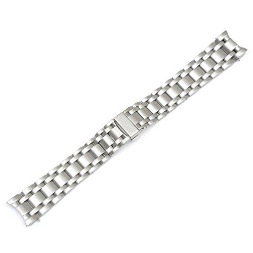 Swiss Army 23mm Stainless Steel Metal Bracelet by Victorinox