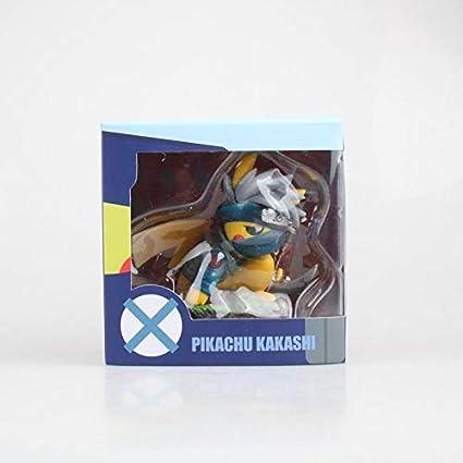 Amazon.com: Grocoto Action & Toy Figuras – 4.1 in Pikachu ...