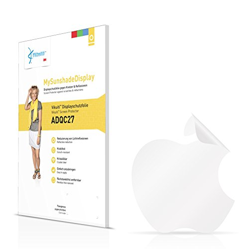 Vikuiti Pellicola Protettiva Schermo ADQC27 da 3M per Apple iPhone 6 (Logo sulla parte posteriore)
