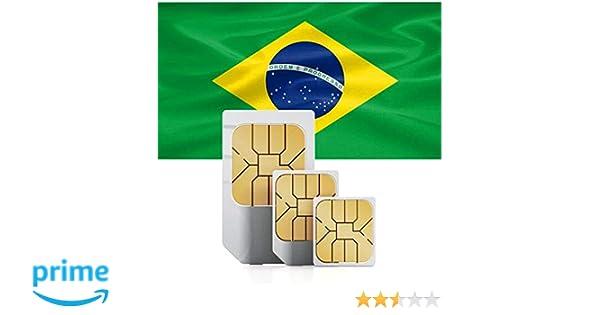 Tarjeta SIM Prepagada de 12GB de Datos de Alta Velocidad para Uso en Centro y Sudamérica (Chile, Colombia, El Salvador, Nicaragua, Panamá, Perú, etc.) ...