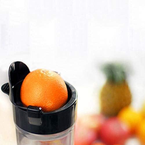 BLLXMX Portable Blenders Gobelet De Fruits Électrique Mixeur De Jus, Presse-Agrumes avec La Puissance Intelligente De La Fonction 150W De Régulation De Vitesse