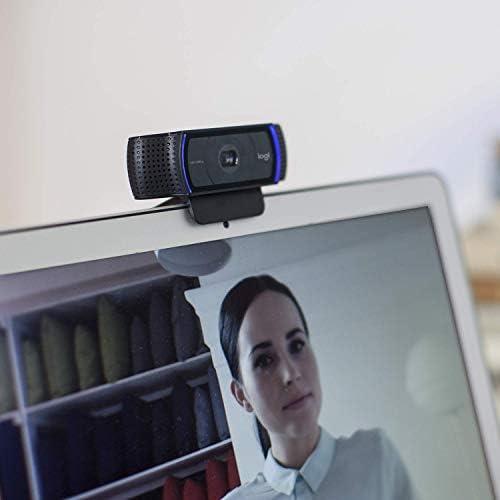 Logitech C920S Pro HD Webcam (Renewed)