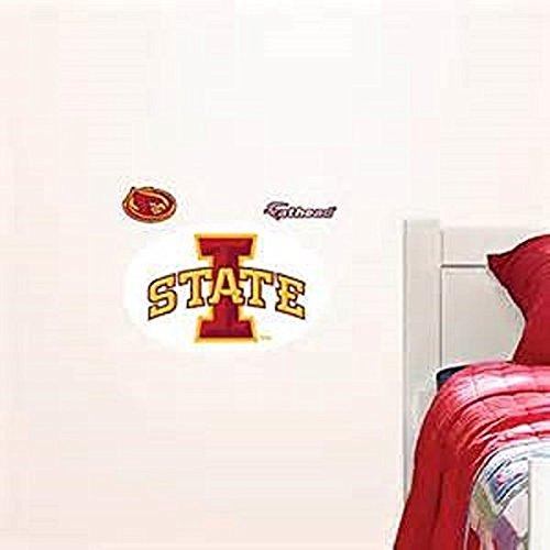 "UPC 885671068760, Iowa State Cyclones NCAA Fathead Teammate Logo Set 10""X12"""