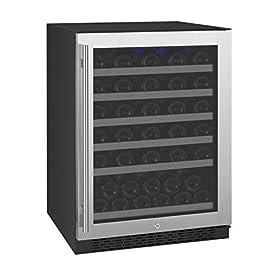 Allavino FlexCount Series 56 Bottle Single Zone Wine Refrigerators