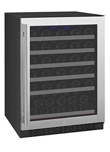 Allavino VSWR56 1SSRN Bottle Refrigerator Built