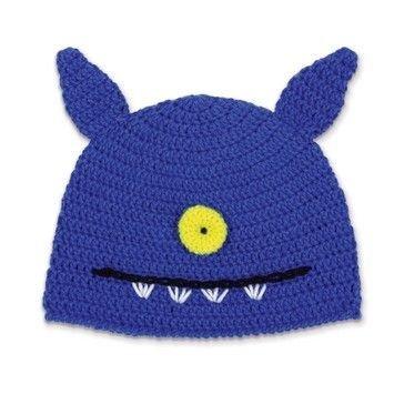 Uglydoll Beanie   Blue Uglydog