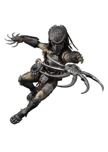 "Bandai Tamashii Nations S.H. MonsterArts Predator Wolf (Heavy Armed Ver.) ""AVP Requiem"""