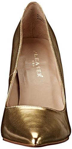 Classique Or Chaussures Femme Talons À Pleaser gold Met 20 Pu dxw6qvYp