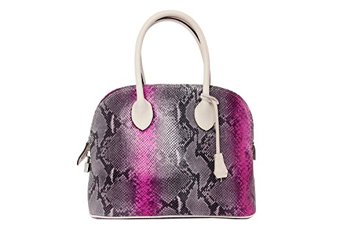 PELLEDOCA - BORSA IN PELLE MADE IN ITALY - DONNA