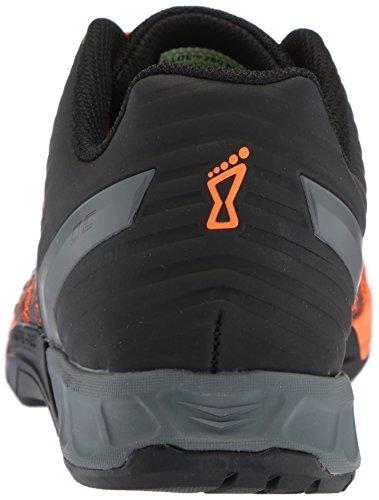 M Shoes 260 Lite Black Orange Cross Trainer 8 Knit Men's inov F x1YzCIw