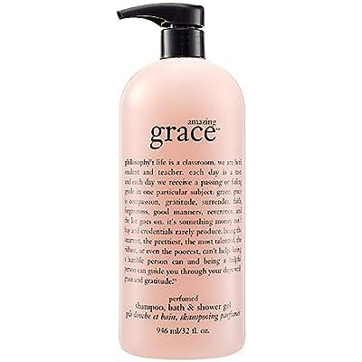 Philosophy Amazing Grace Shower Gel Shampoo Bath & Shower Gel 32 oz