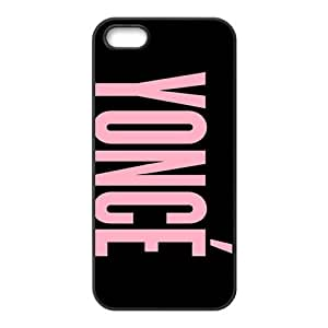 Pink yonce motto Cell Phone Case for iPhone 5S