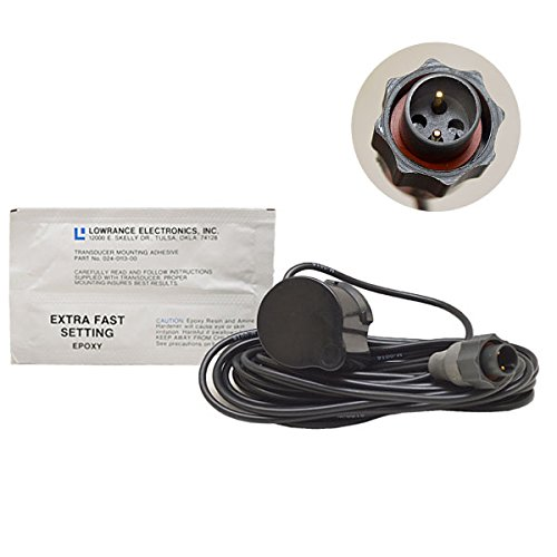 LEI Boat Transducer PD-W 000-0090-19 | Larson 192 kHz 19 Foot