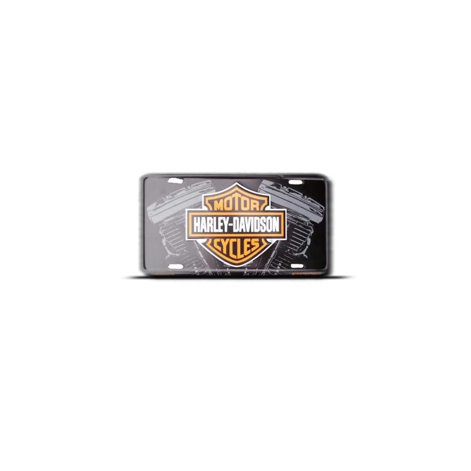 Metal Novelty Car Auto License Plate Wall Sign Tag Automotive