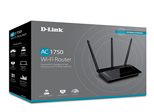 how to set up guest wifi in dlink ac1750